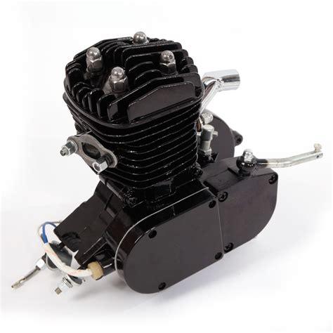 80cc 2-Stroke MOTOR ENGINE KIT GAS FOR MOTORIZED BICYCLE ...