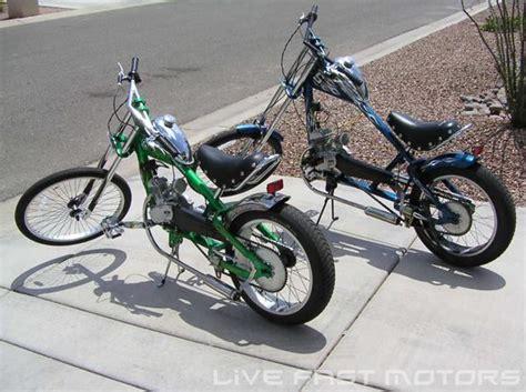 80cc Bicycle Motor Kit OCC Chopper Gas Motorized Bike | eBay