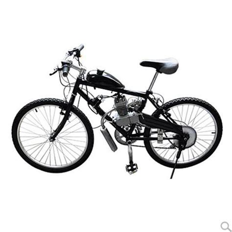 80cc Engine Motor Kit for Motorized Bicycle Bike With All ...