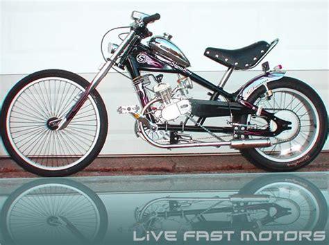 80cc OCC Chopper Bike Gas Moped Kit Motorized Bicycle | eBay