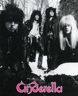 80s heavymetal: Cinderella   Discografia