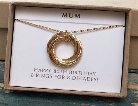 80th Birthday Gifts For Grandma - Gift Ftempo