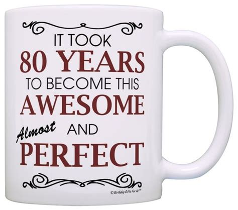 80th Birthday Gifts for Women – 25 Best Gift Ideas - 80th ...