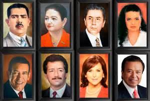 85 años del PRI: sus 45 presidentes nacionales   Grupo Milenio
