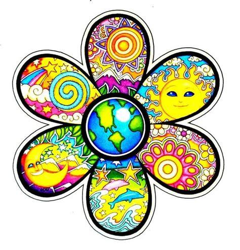 85 best ☮ Art ~ Flowers ☮ images on Pinterest | Peace ...