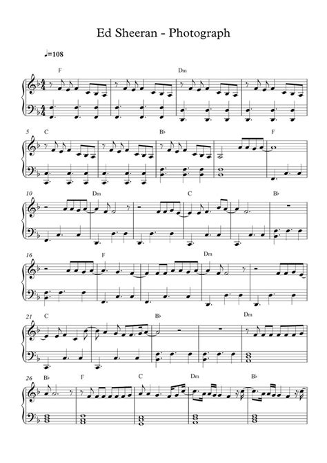 9 best Piano Sheets images on Pinterest | Free piano ...