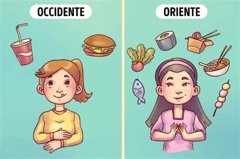 9 diferencias entre mujeres de Oriente y Occidente - Taringa!