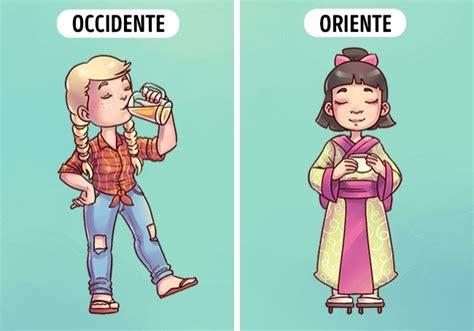 9 Encantadoras diferencias entre mujeres de Oriente y ...