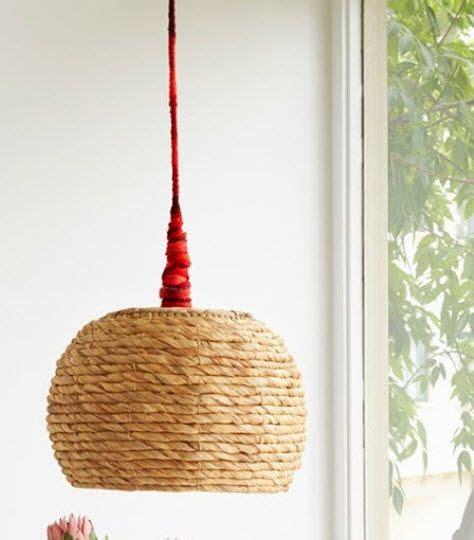 9 lámparas de techo DIY ¡muy originales!   Bricolaje