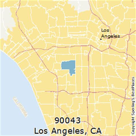 90043 Zip Code Map | Zip Code Map