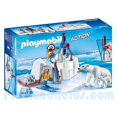 9056 Rangers Polar with bears Playmobil   Playmobileros ...