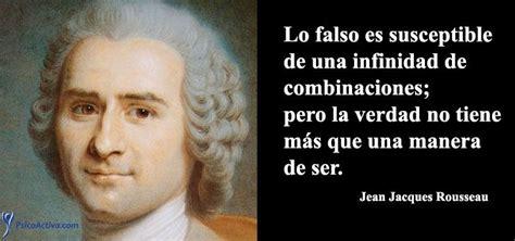 95 frases de Jean Jacques Rousseau