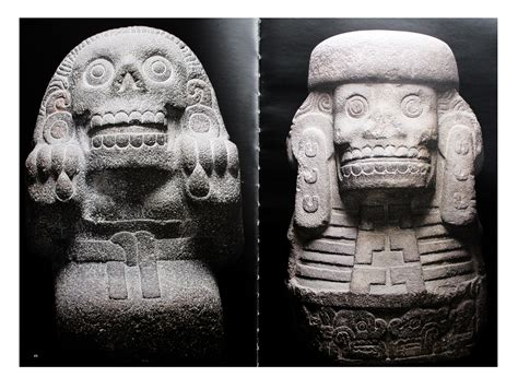 96. Muerte azteca mexica. Renacer de dioses y hombres ...