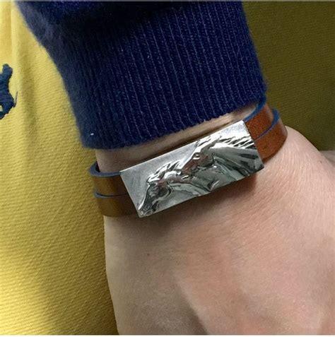 99 best bracelet images on Pinterest | Leather jewelry ...