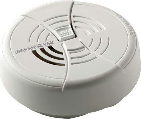 9V Battery Carbon Monoxide Alarm