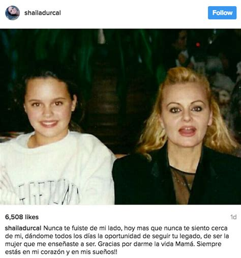 A 11 años de la muerte de Rocío Dúrcal, sus hijas Carmen y ...