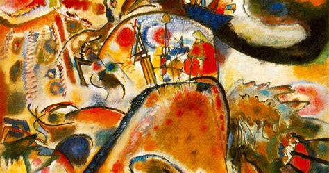 A balsa da Medusa: Kandinsky: la Abstracción