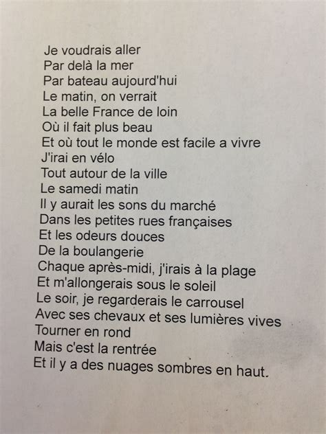 a basketball poem in french | Joey s blog