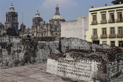 A Brief History Of El Templo Mayor