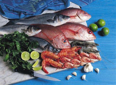 ¡A comer pescados y mariscos en esta Cuaresma!
