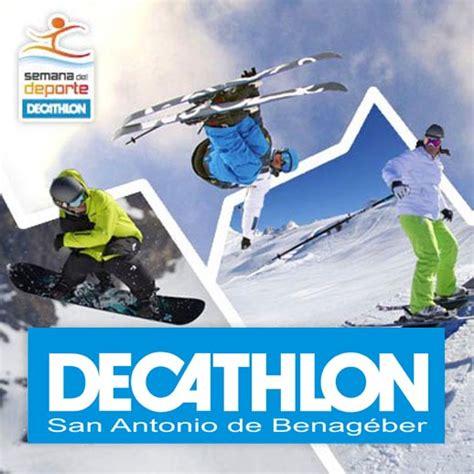 A esquiar con Decathlon - Vivaleliana!