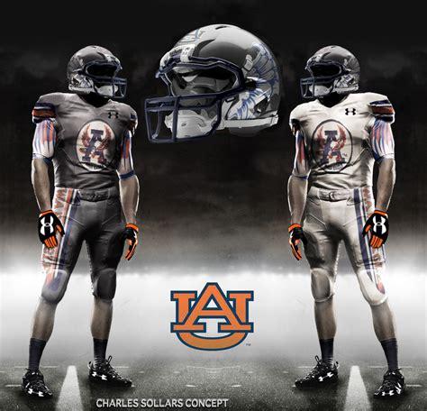 A Few Very Eccentric Auburn Uniform Concepts