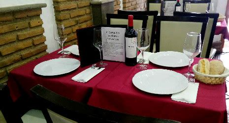 A free meal at the restaurant El Cortijo Sin, thanks to ...