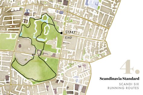 A Guide to Copenhagen's Best Running Routes
