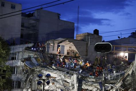 A History of My Mexico City Home, in Earthquakes   The New ...