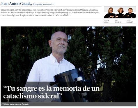 A La Contra de La Vanguardia – Joan A. Català