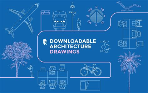 A Library of Downloadable Architecture Drawings in DWG ...