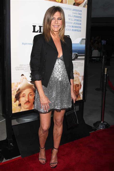 A los 45 años, Jennifer Aniston, espera su primer hijo