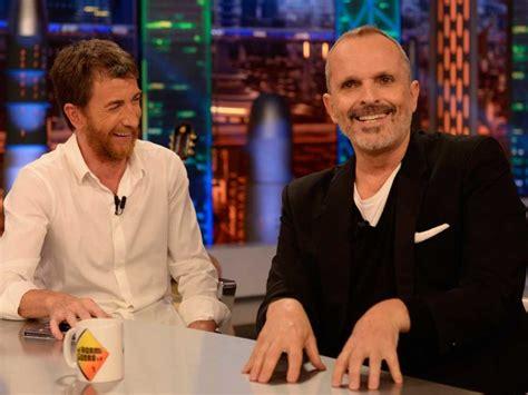 A los 60 años, Miguel Bosé habla por primera vez en TV ...
