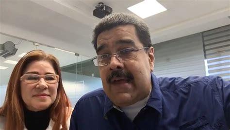 A Maduro le llueven las críticas e incendia las redes en ...