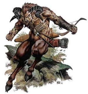 A Mitologia Grega   Centauros e Sátiros | Cultura Mix