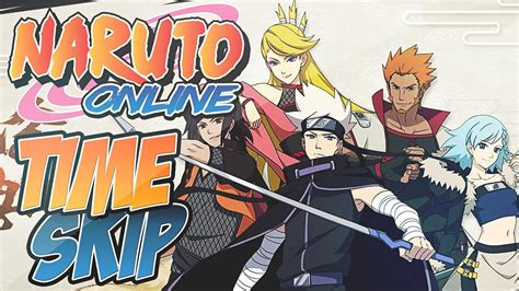 A new look for the mains | Naruto Online Oasis Games Wikia ...
