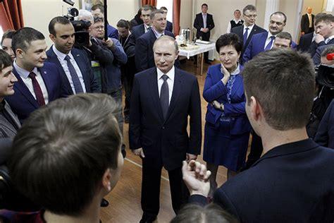 A Putin le gustan las ideas comunistas y socialistas y las ...