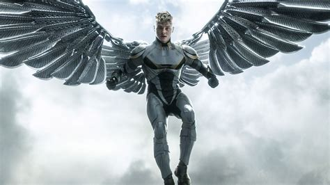 A Q&A With Ben Hardy, X Men: Apocalypse's Dark Angel   MTV