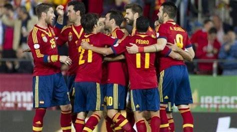 ¿A qué hora juega España del Grupo B en Mundial Brasil ...