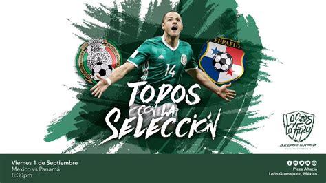 A que hora juega México vs Panamá Clasificación Rusia 2018