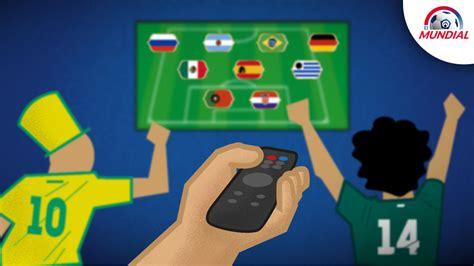 A qué hora y dónde ver partidos del Mundial de Rusia 2018