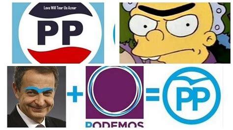 ¿A qué se parece el nuevo logo del PP?