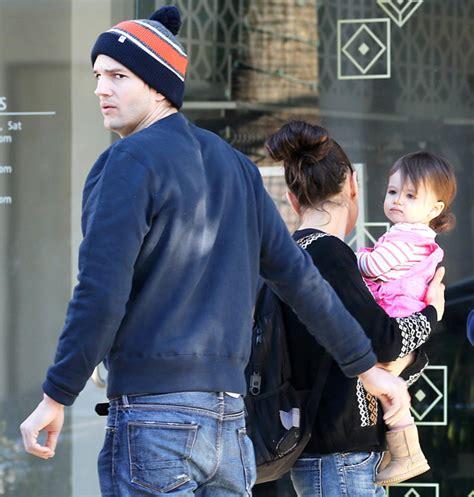 ¿A quién se parece Wyatt, a Ashton Kutcher o a Mila Kunis?
