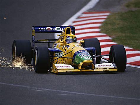 A subasta el Benetton-Ford F1 1991 de Michael Schumacher ...