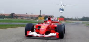 A subasta el Ferrari F2001 de Michael Schumacher   motor ...