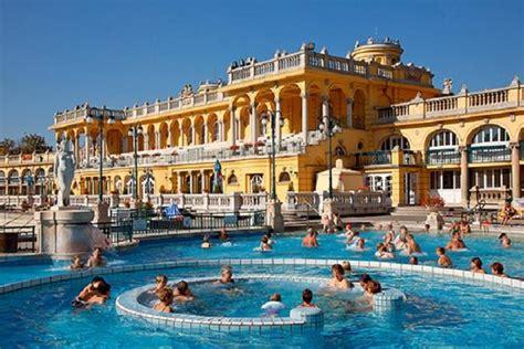 A Széchenyi fürdő legnagyobb elismerése