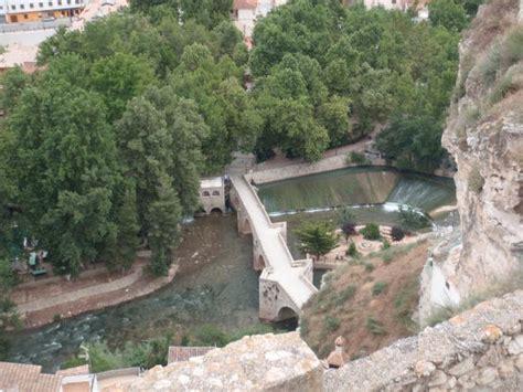 A vista de pájaro, ALCALA DEL JUCAR  Albacete