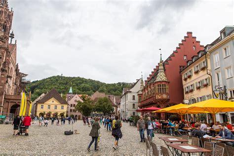 A Walk Around Freiburg im Breisgau, Germany  August 2015