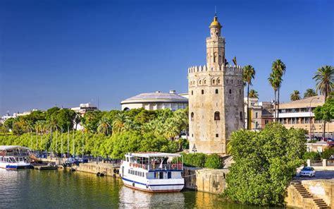 A weekend break in... Seville