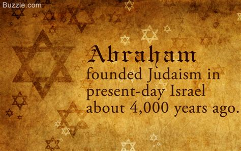 A Well-detailed Discussion About the Founder of Judaism